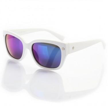 Lunettes de soleil - VIPER 1974 UV400 - Monture blanc