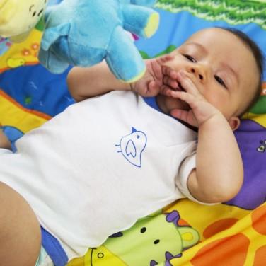 Lot de 3 - Pyjama - Grenouillère - Mixte bébé 100% Coton - 3 cloris