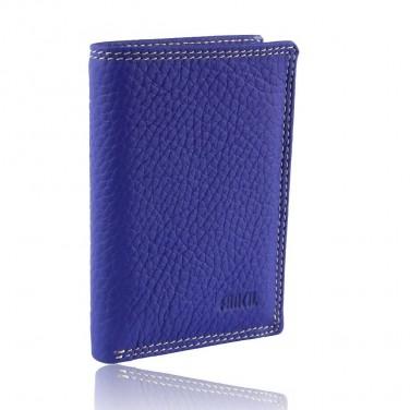Cadeau/Achat utile - Porte cartes/billets cuir gariné