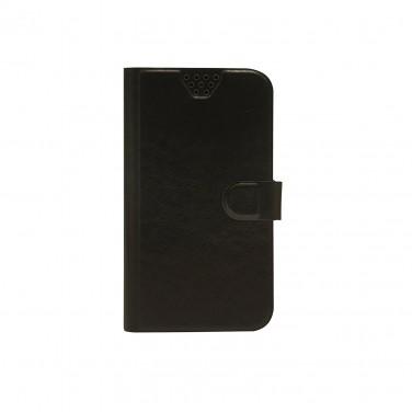 HT1168 - Étui de Protection Universel pour Smartphone Noir 15x9 cm