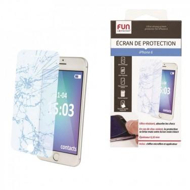 HT1124 - Film de Protection d'écran en verre trempé pour iPhone 6