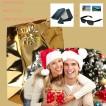 PACK cadeau S5613N Noël Anniversaire - Portefeuille + porte-cles+lunettes de soleil