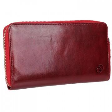 """Grand portefeuille femme cuir """"WIT-IPHO1"""" poche iPhone integré 20x11cm"""