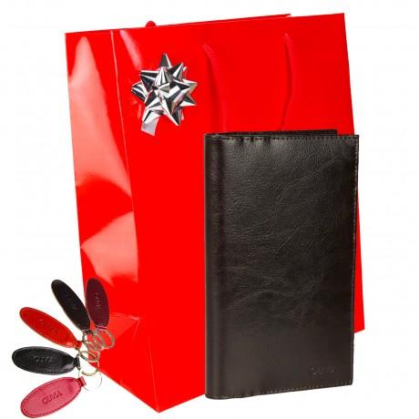 Portefeuille pour femme en cuir - PORTES CHÉQUIER 271, 272, 273