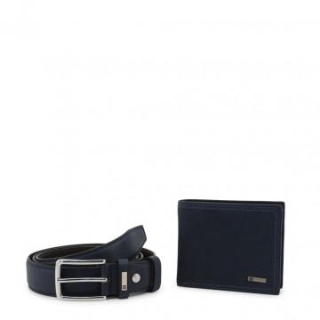Portefeuille et ceinture pour hommes, cadeau Noël homme Carrera Jeans NEW-HOLD_CB1512C_DKBLUE