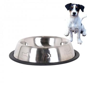 chiens d'alimentation 21x45cm