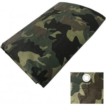 Bâches de protection DIT en bois de camouflage US