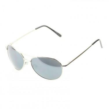 VIPER - Lunettes de soleil N1475 Monture Argent / VERRE UV400 MODE&TENDANCE