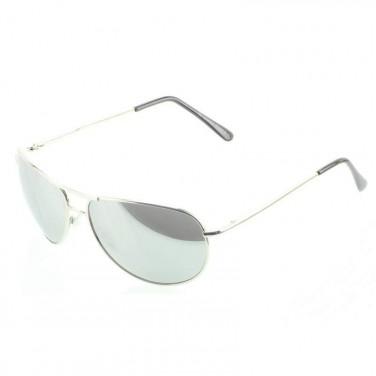 VIPER - Lunettes de soleil N1505 Monture Argent / VERRE UV400 MODE&TENDANCE
