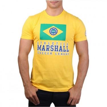 T-Shirt Coupe Du Monde Brasil TAILLE M 1622 / T-SHIRT HOMME