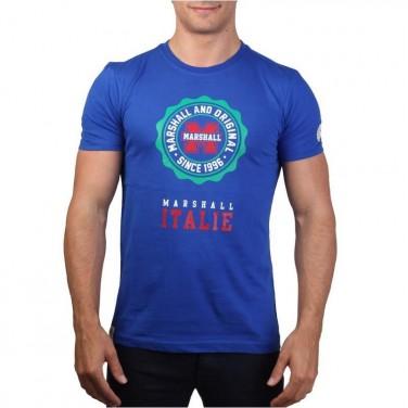 T-Shirt bleu 1625 ITALIE Coupe Du Monde Brasil TAILLE M / T-SHIRT HOMME