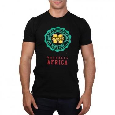 T-Shirt noir 1625 AFRICA Coupe Du Monde Brasil TAILLE M / T-SHIRT HOMME