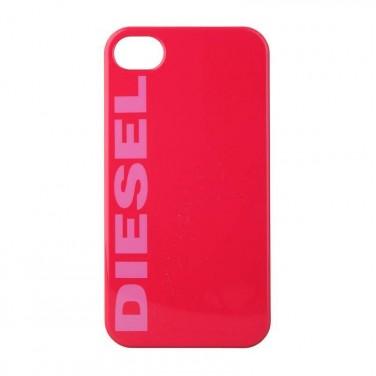 Coque-housse de chez DIESEL pour iPhone 4/4s N1678 modèle rouge X01534_PS918T4230