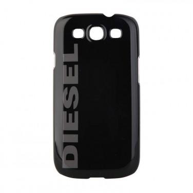 DIESEL Etui Coque pour Galaxy S3 - Black N1679 KANT 3 SNAP CASE X01886